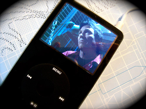 BSG on an iPod